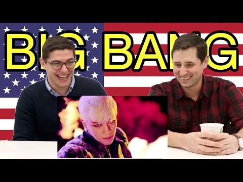 Americans Meet Kpop: Big Bang