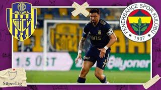 Ankaragücü vs Fenerbahce | SÜPERLIG HIGHLIGHTS | 5/8/2021 | beIN SPORTS USA