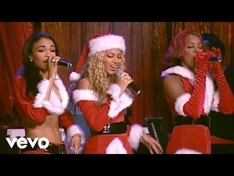 Destiny's Child - 8 Days of Christmas (Video)