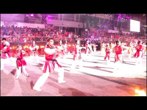 Chingay Parade 2013 (Demo)