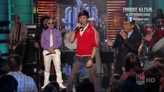 Enrique Iglesias & Pitbull - I Like It (Live Lopez Tonight 2010 HD)