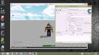 How to Do The Swimming Hack On ROBLOX With Cheat Engine 6 2!