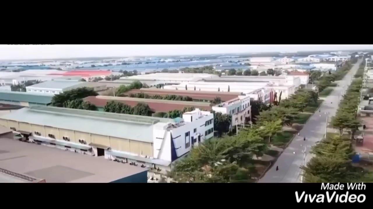 Bán đất KDC Cát Tường Phú Thạnh Đức Hoà Long An - Ngân hàng HT, LH 0905559396 video