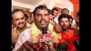 Balapur Laddu Auction Winner Nagam Tirupathi Reddy Face to..