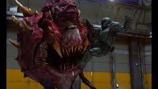 Doom (2016) First Person vs Third Person Glory Kills Comparison