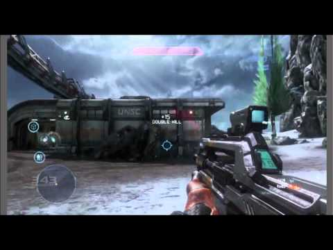 Halo 4 UNSC Weapons Trailer