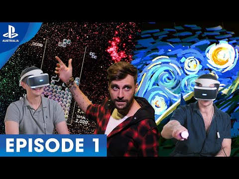 The PS VR Show