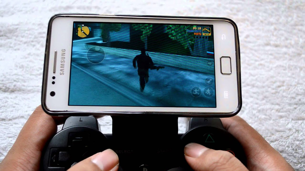 pair ps3 controller with samsung galaxy s9 plus