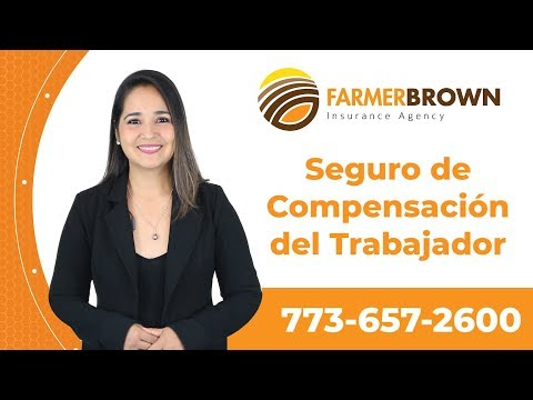 Seguro de Compensación del Trabajador o Worker's Compensation (Short video)