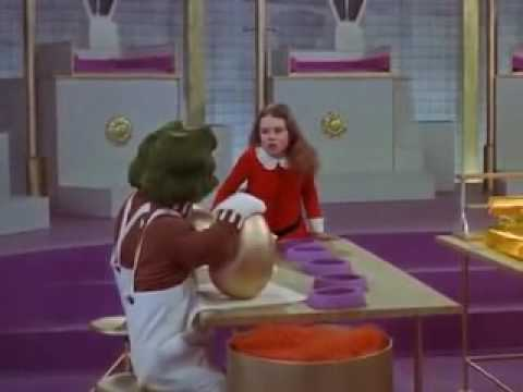 Willy Wonka and the Chocolate Factory Veruca Salt