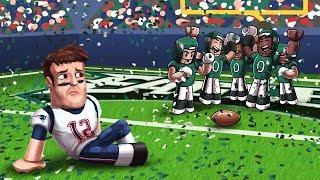 Patriots vs Eagles - NFL SUPER BOWL LIVESTREAM! (Roblox NFL Football)