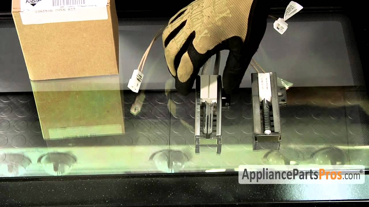 Oven Igniter How To Replace Youtube