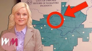 Top 10 Crazy Parks and Recreation Details You Missed