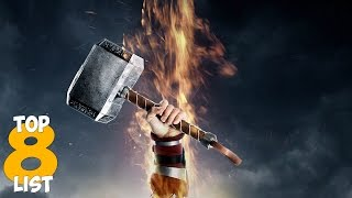 Top 8 People Who Lifted Thors Hammer - Thelistbomb