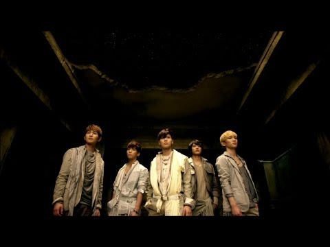 SHINee - 「Fire」 Music Video