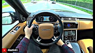 The Land Rover Range Rover 2018 Test Drive
