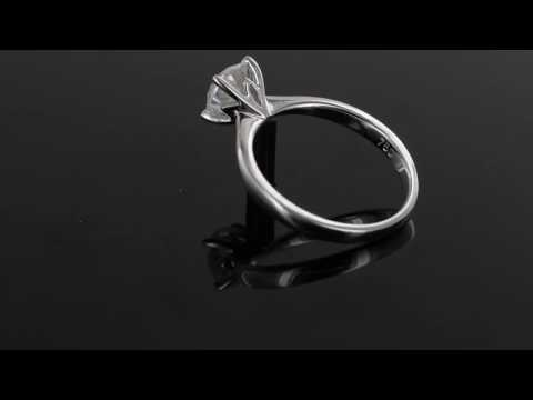 Browns Family Jewellers Diamond Solitaire Engagement Ring