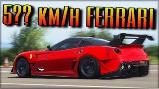 The NEW +510km/h Speed Demon!   Forza Horizon 4   Fastest & Best Handling Car