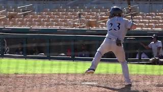 Keston Hiura, Milwaukee Brewers INF Prospect (2018 Arizona Fall League)