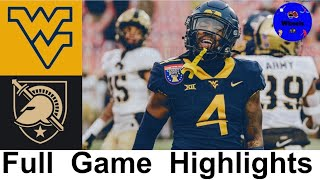 West Virginia vs Army Highlights | 2020 Liberty Bowl | 2020 College Football Highlights