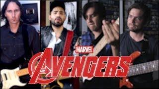 MARVEL CINEMATIC UNIVERSE MEDLEY | Ft. ChristianVib & Mario Freiria - Avengers INFINITY WAR