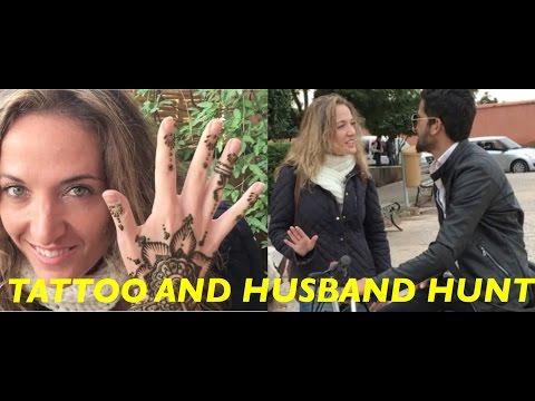 MOROCCO | HUNTING MEN IN MARRAKESH! Husband hunt #3