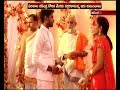 Paritala Ravi's daughter Snehalatha Engagement Held