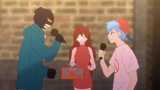 FNF Anime Whitty VS Boyfriend   FNF ANIMATION