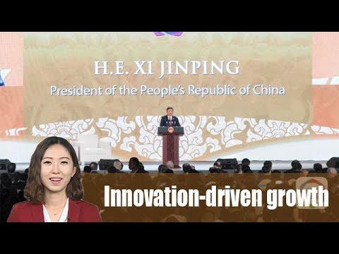 Innovation-driven growth: Chinese solution for Asia-Pacific