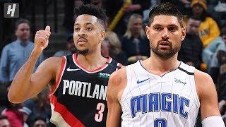 Portland Trail Blazers vs Orlando Magic - Full Game Highlights   March 2, 2020   2019-20 NBA Season