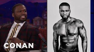 """Curtis """"50 Cent"""" Jackson On His $125 Underwear  - CONAN on TBS"""
