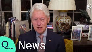 Bill Clinton Hospitalized in California for Infection