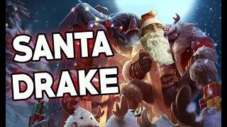 ¡ AQUI LLEGÓ SANTA DRAKE CON REGALOS PARA TODOS ! | League of Legends | Drake Rajanj
