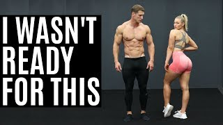 I WASN'T READY FOR THIS | The Ultimate Glute Workout ft. BusybeeCarys - YouTube