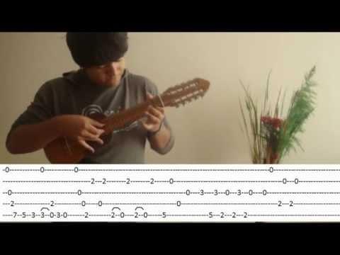 (79) TIEMPO AL TIEMPO - KJARKAS (cover charango) EXPLICADO