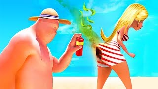 Funniest Animations Compilation ON YOUTUBE!