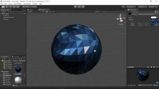 DCG LowPoly Water Shader - new Unity3D asset ! - Felipe Méndez