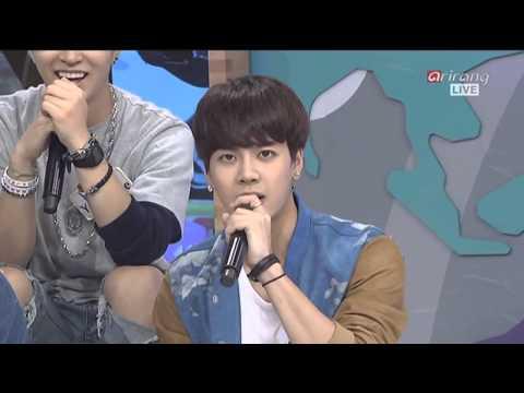 GOT7 Jackson 'A' Rap - JYP Style