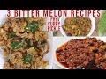 3 Karela Bitter gourd  Recipes, Fry, Curry, Pickle Karela Recipe,kakarkaya,pakarkay recipes vahchef
