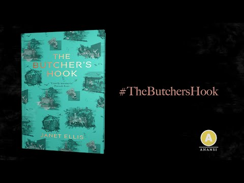 The Butcher's Hook by Janet Ellis (Book Trailer)
