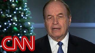 Republican senator: I couldn't vote for Roy Moore