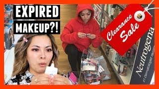FULL FACE OF ULTA CLEARANCE MAKEUP! OMG THIS WAS CRAZY
