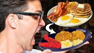 Jelly Bean Breakfast Taste Test