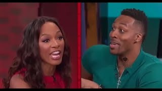 (DAYUMMMM) CARI CHAMPION ERUPTS ON DWIGHT HOWARD FOR NOT PLAYING TO HIS POTENTIAL IN L.A.