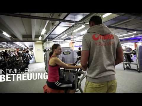 Orange Fitness Dortmund 2014