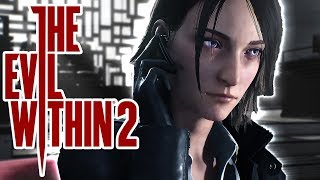 WHO ARE YOU!? | The Evil Within 2 - Part 7