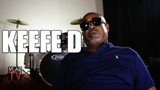 Keefe D on Previous Altercation with 2Pac, Suge's Rolls Royce Shot Up, $1M Bounty on Suge (Part 10)