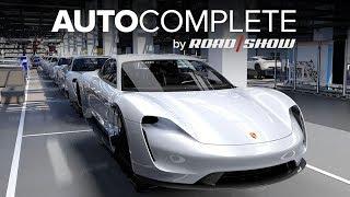 AutoComplete: Porsche's Taycan could start at around $75K