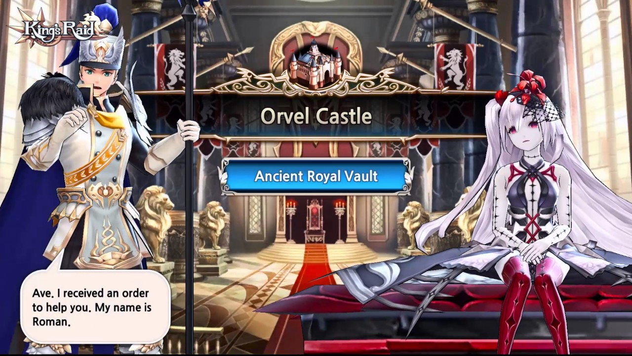 Play King's Raid on PC 2