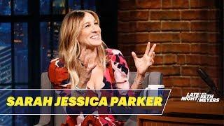 Sarah Jessica Parker Talks Divorce